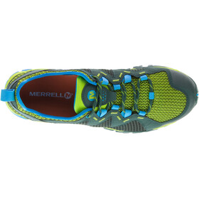 Merrell Tetrex Rapid Crest Shoes Herren lime